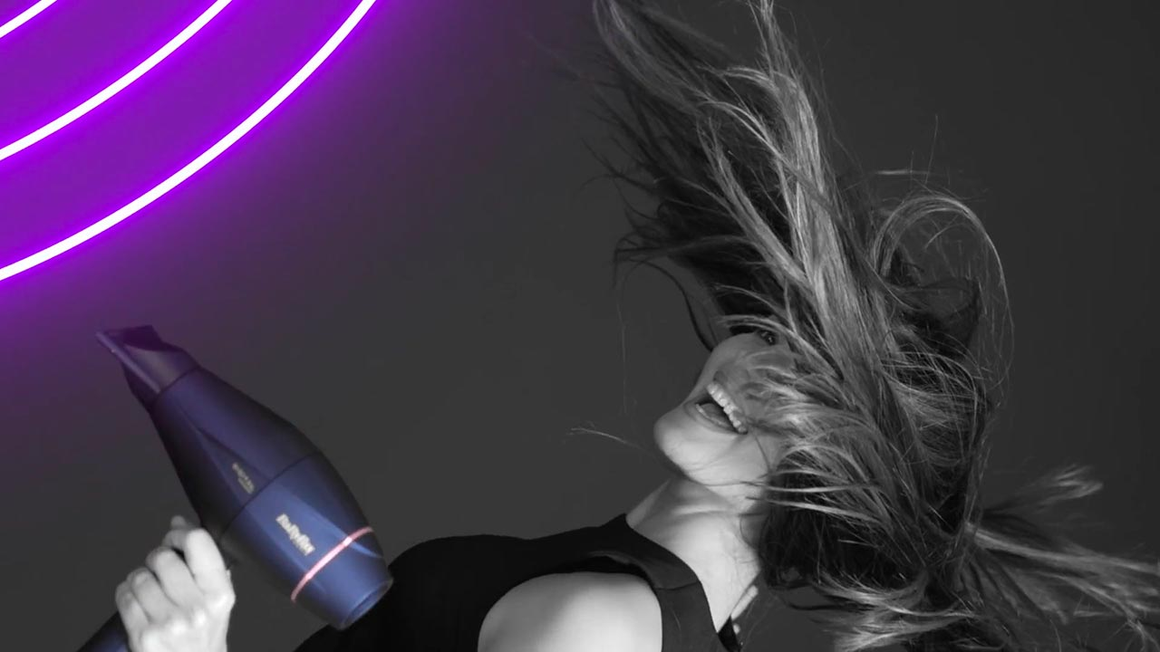 Babyliss Digital Sensor TV Spot